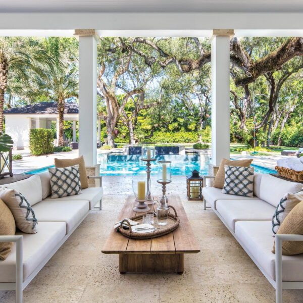 A Miami Reno With A Breezy Hamptons Vibe Offers Relaxed Style