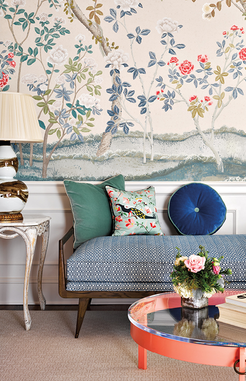 Luxe Design Tour With Charlotte Lucas
