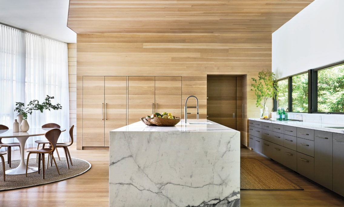 This Aesthetics-First Kitchen In Dallas Still Considers Functionality