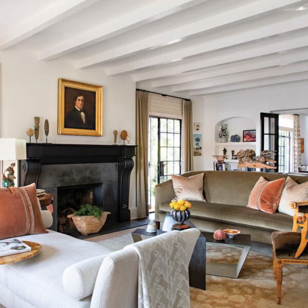 Designer Michael Fullen Brings His Pro Touch To His Laguna Home