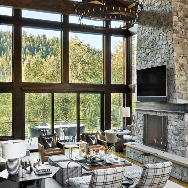 Mountain Modern Meets Fun In An Aspen Home Designed For All Seasons