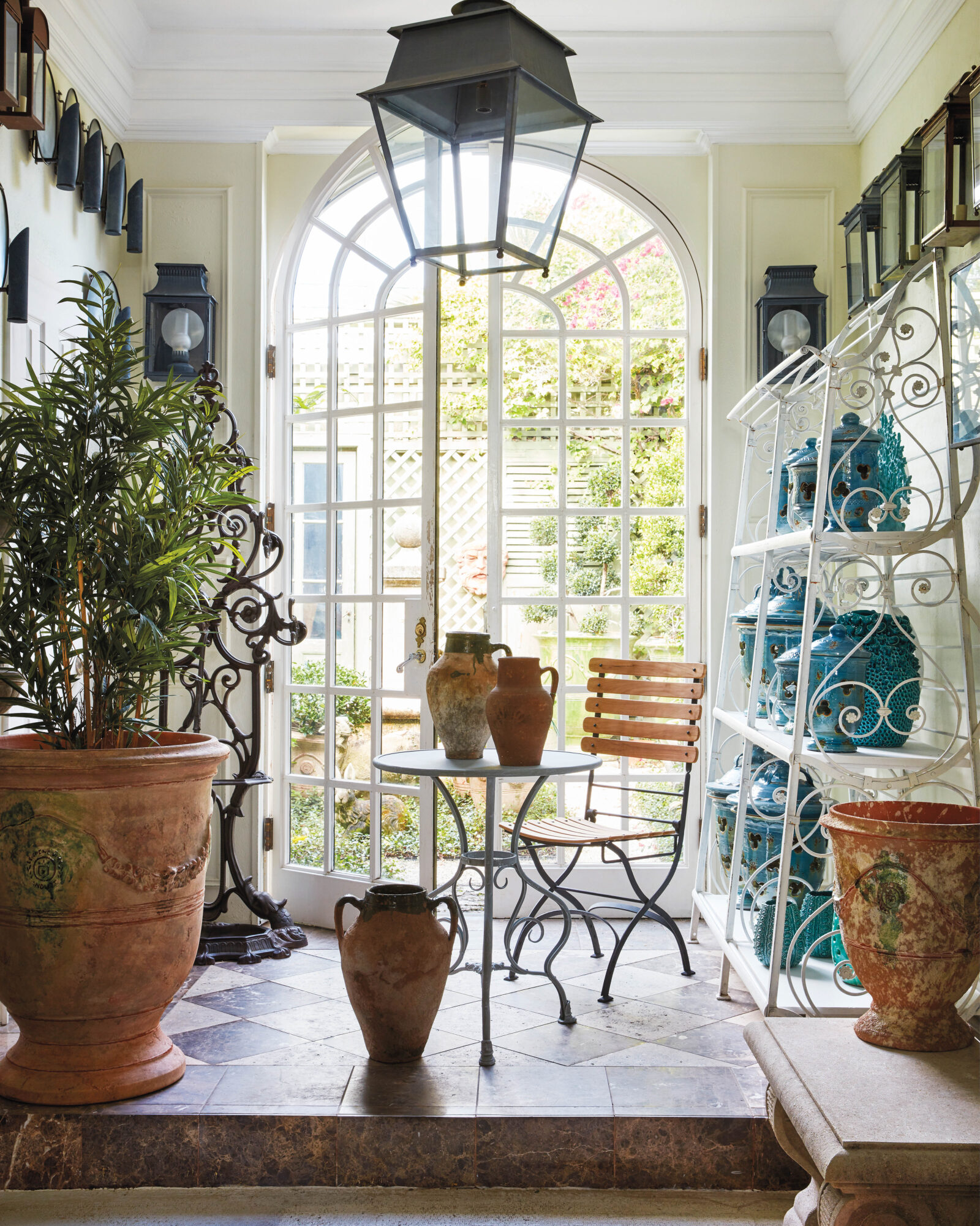 Add Something Special To Your Garden With A European Antique (Or Two)