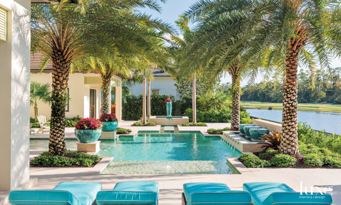 Alfresco Living Takes Center Stage In A Florida Retreat For Family Quality Time