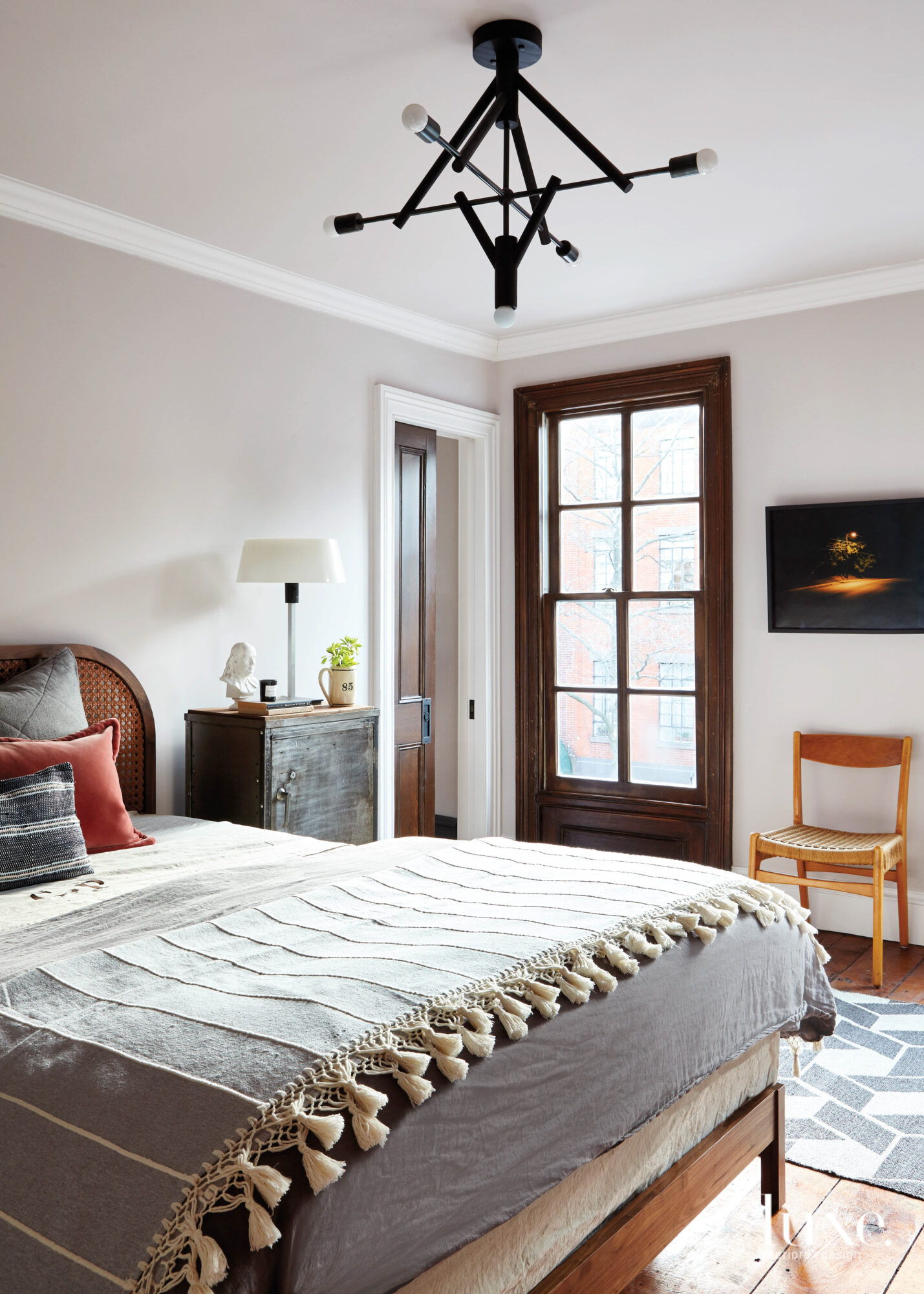 Brooklyn bedroom by Frampton Co.