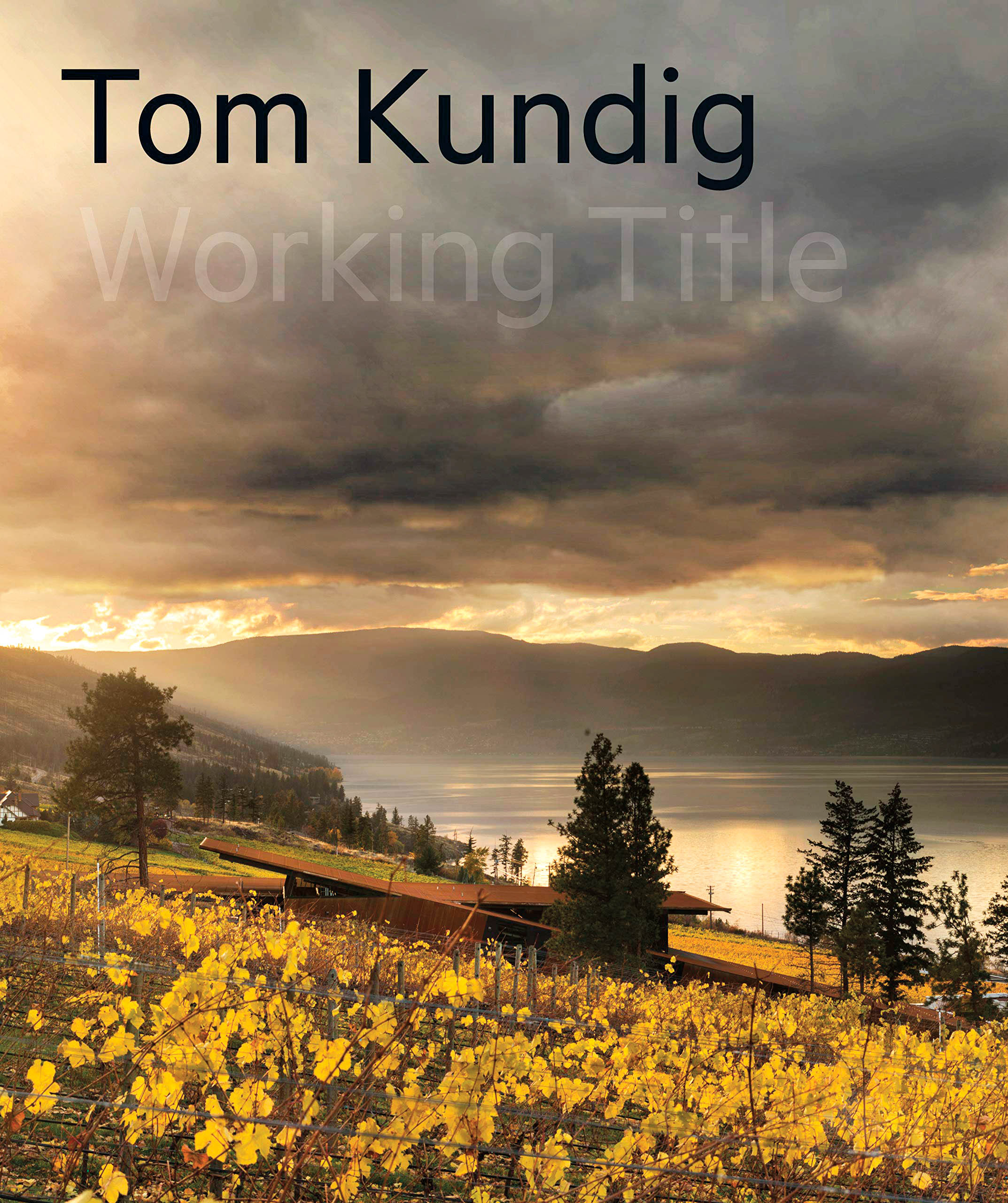 Tom Kunding Working Title cover
