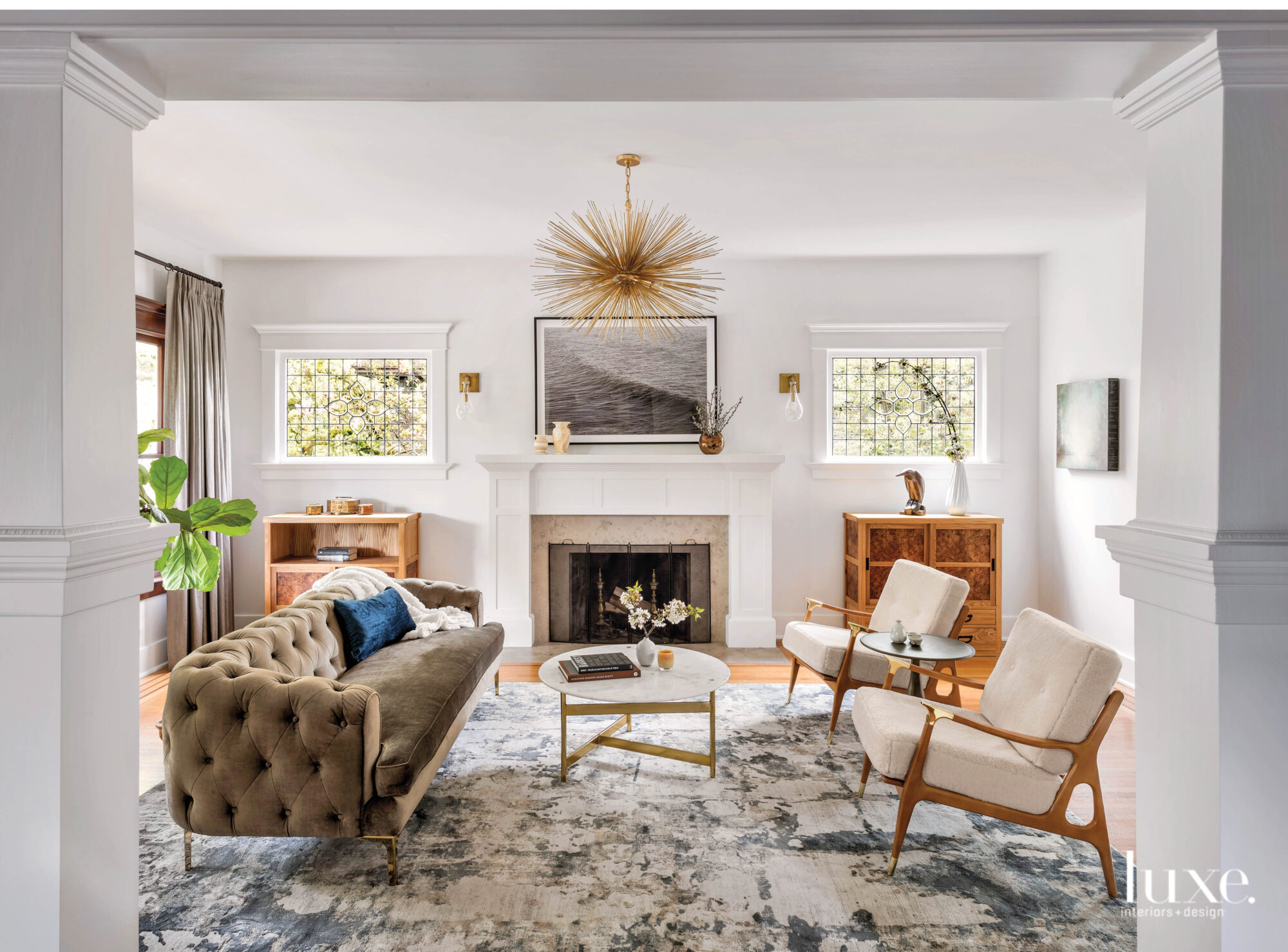 A Collaborative Team Updates A Century-Old Seattle Abode