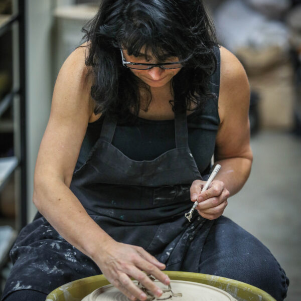 Lynne Meade Is Bowling San Francisco Over With Her Cool Ceramics