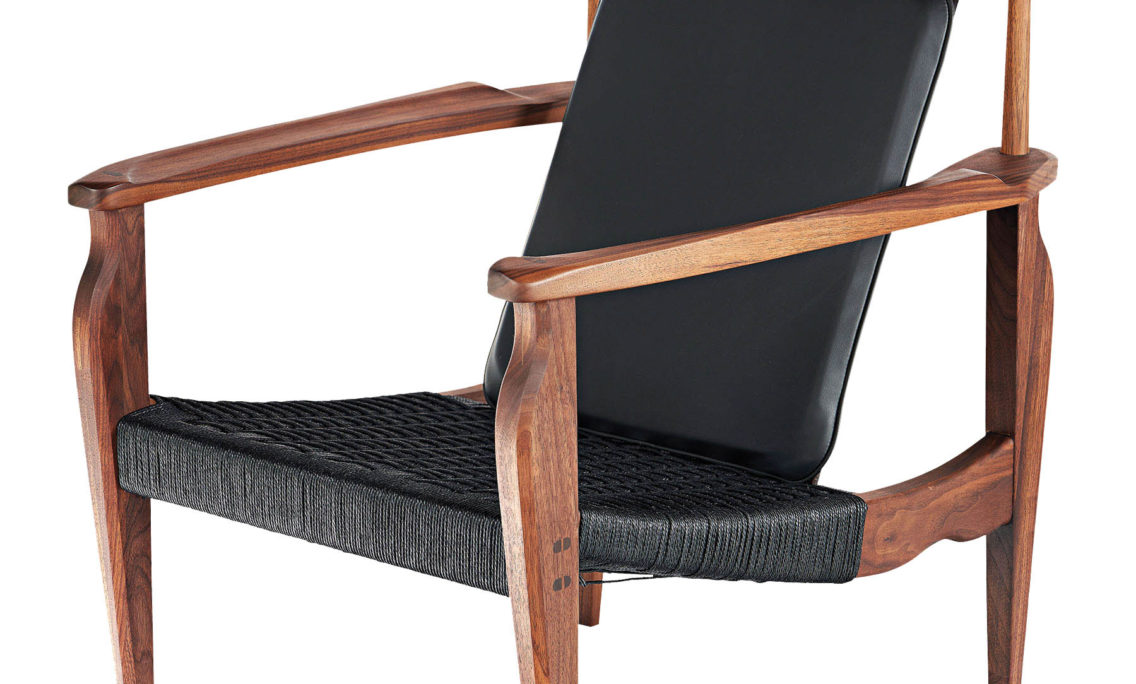 Grant Gill's Passion For Design Shines Through In His Furniture