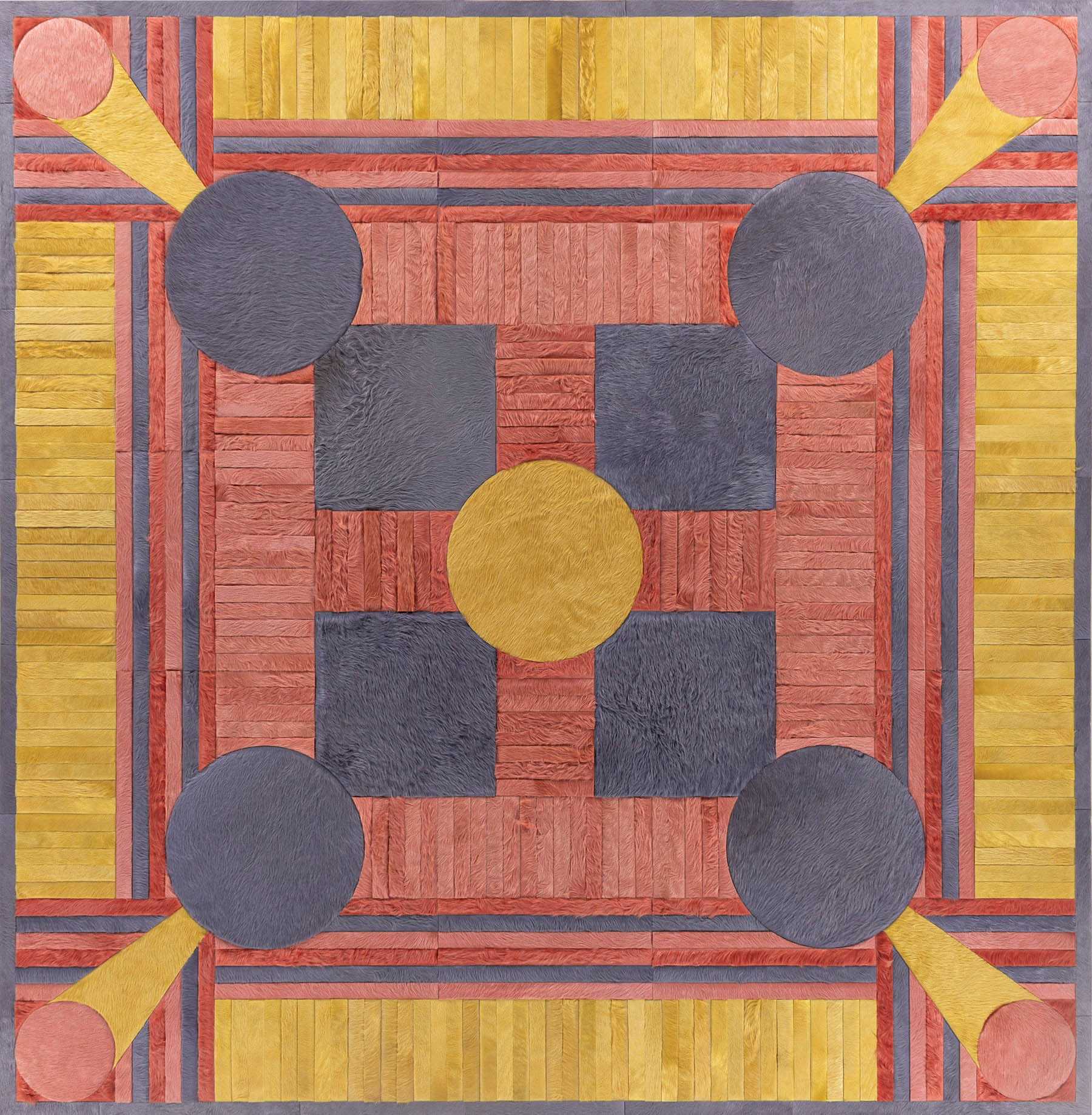 An Artistic Collaboration Results In An Extraordinary Texas Rug Collection
