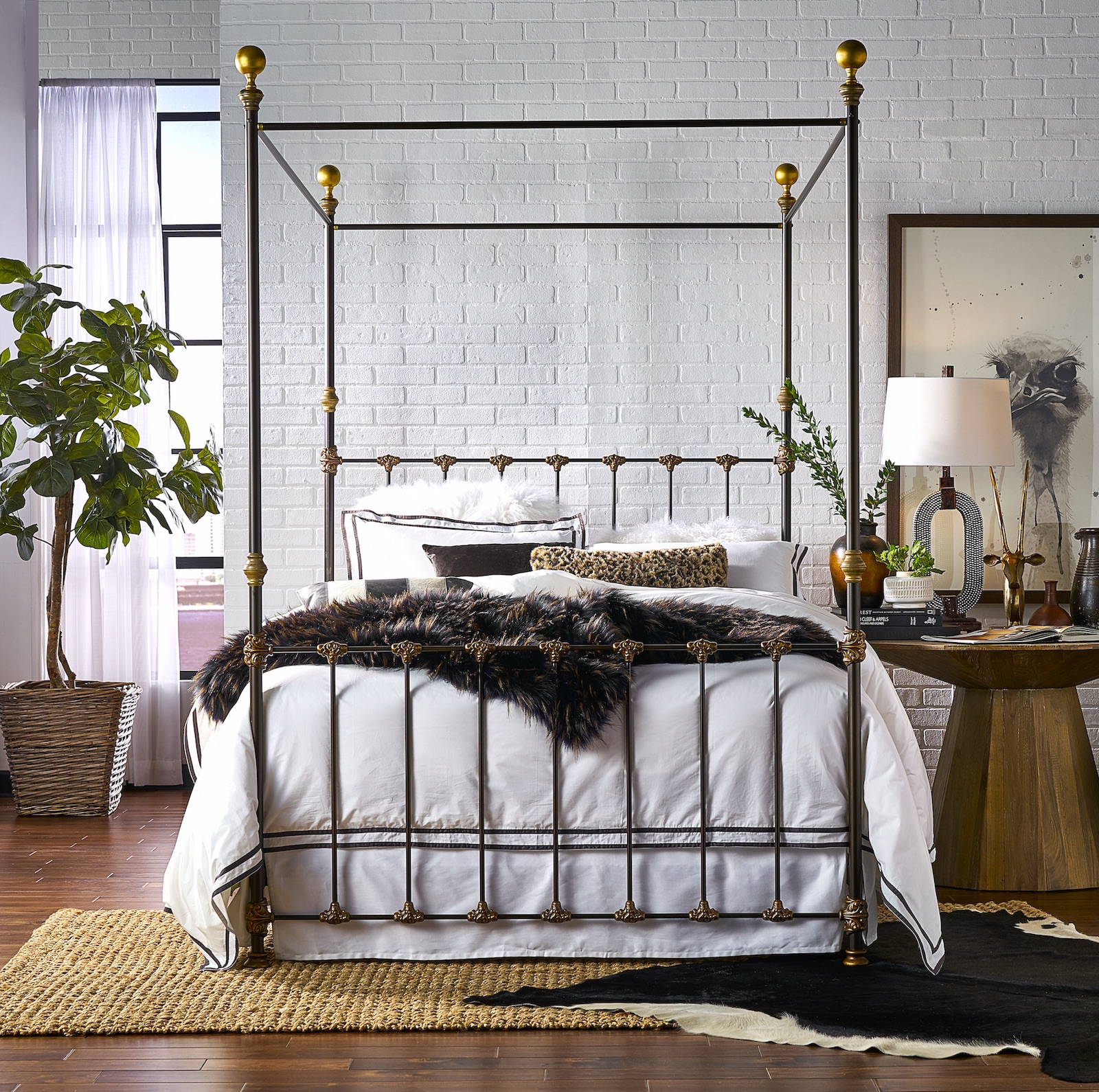 brass beds of virginia bedframe