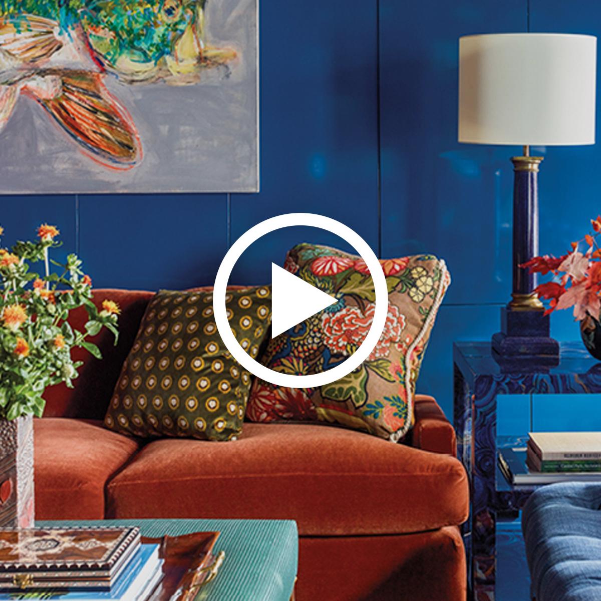 Luxe Design Tour With Josh Greene