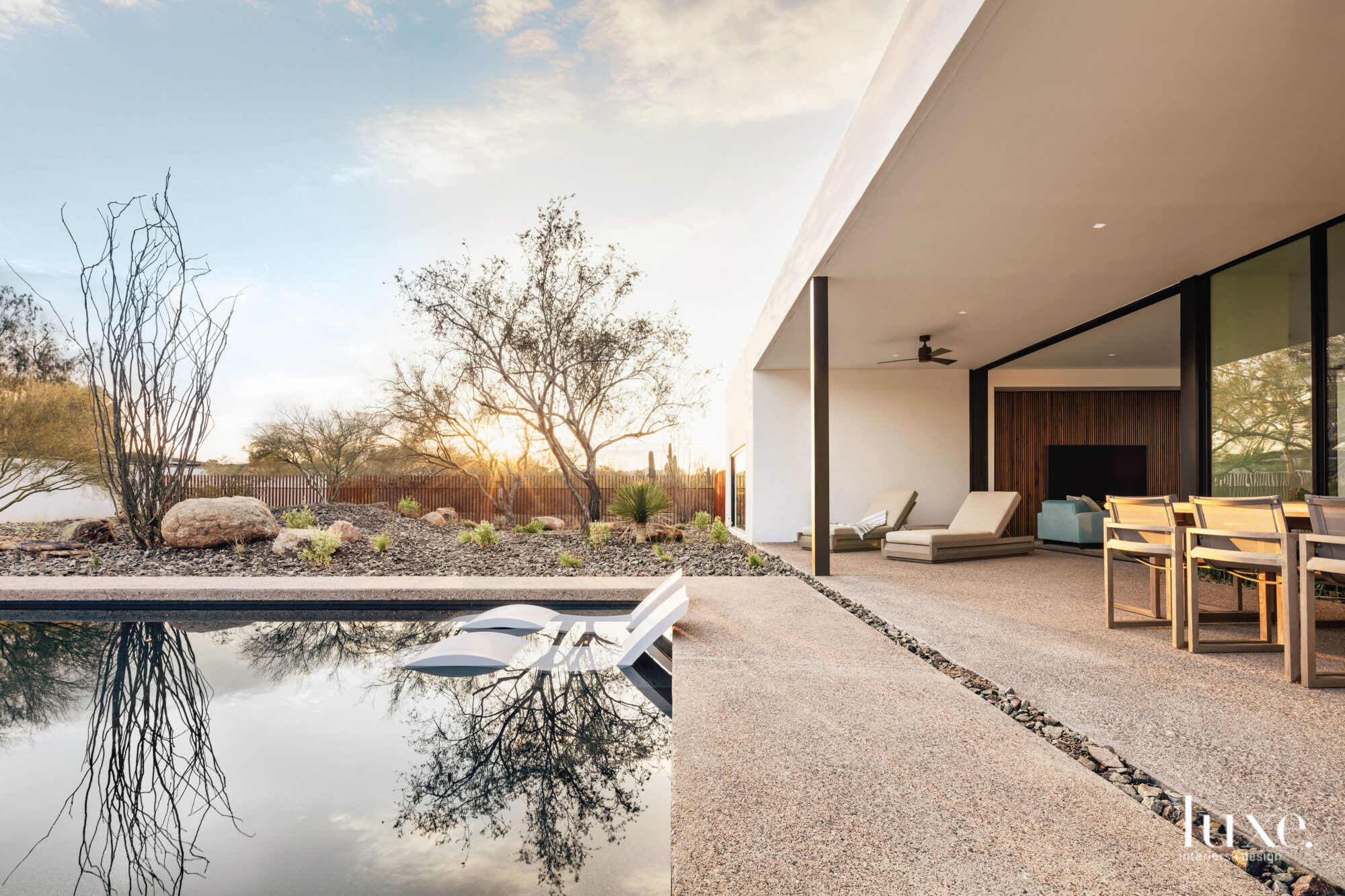 Landscape Takes The Lead In This Arizona Desert Hideaway