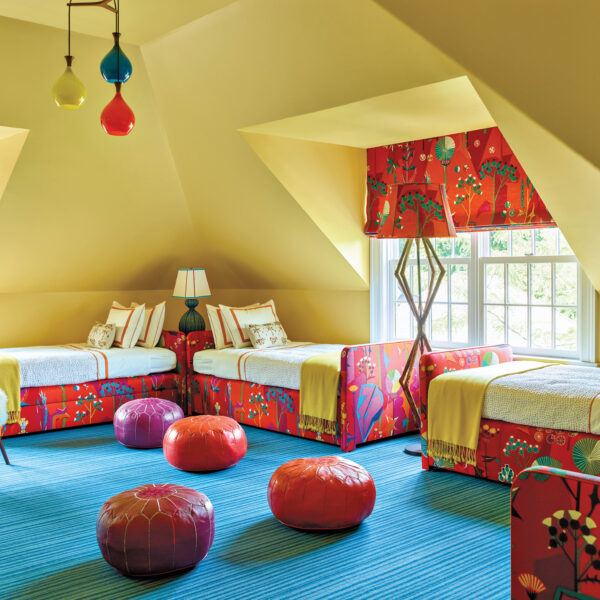 7 Super Colorful And Playful Pieces That Will Light Up A Room