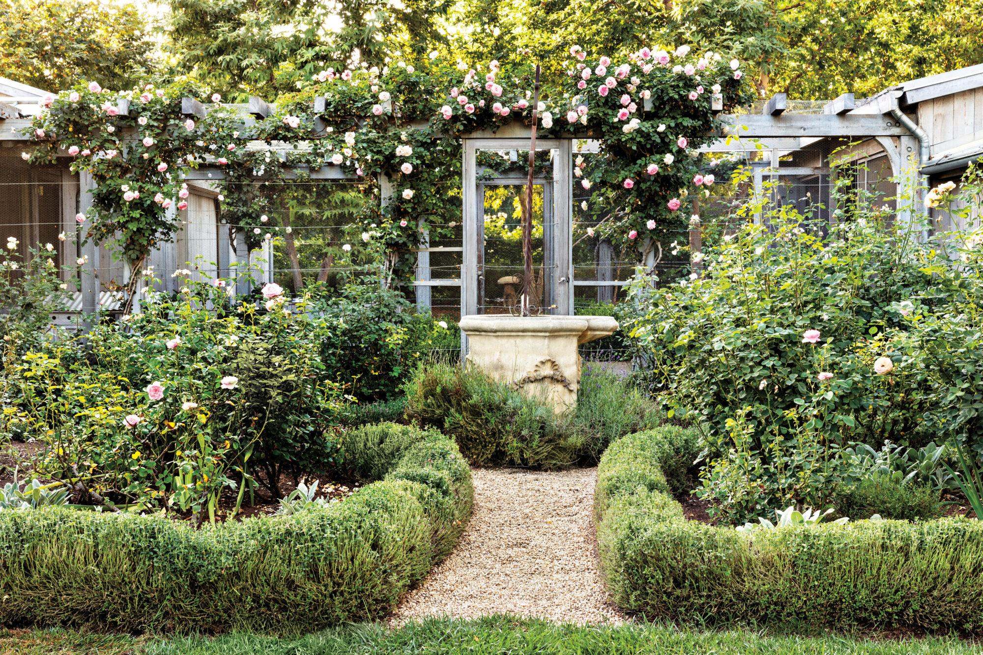 Gianetti's Garden