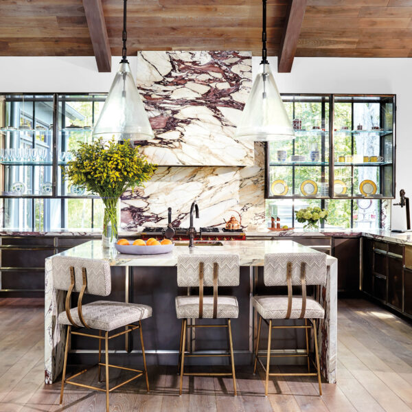 This Stunning Nashville Kitchen Is All About Versatility