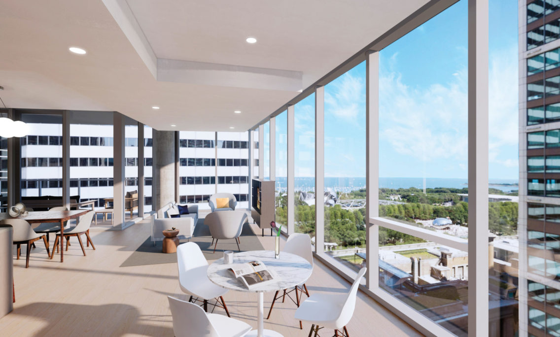 Parkline Chicago Residences Set To Be In The Loop Next Spring