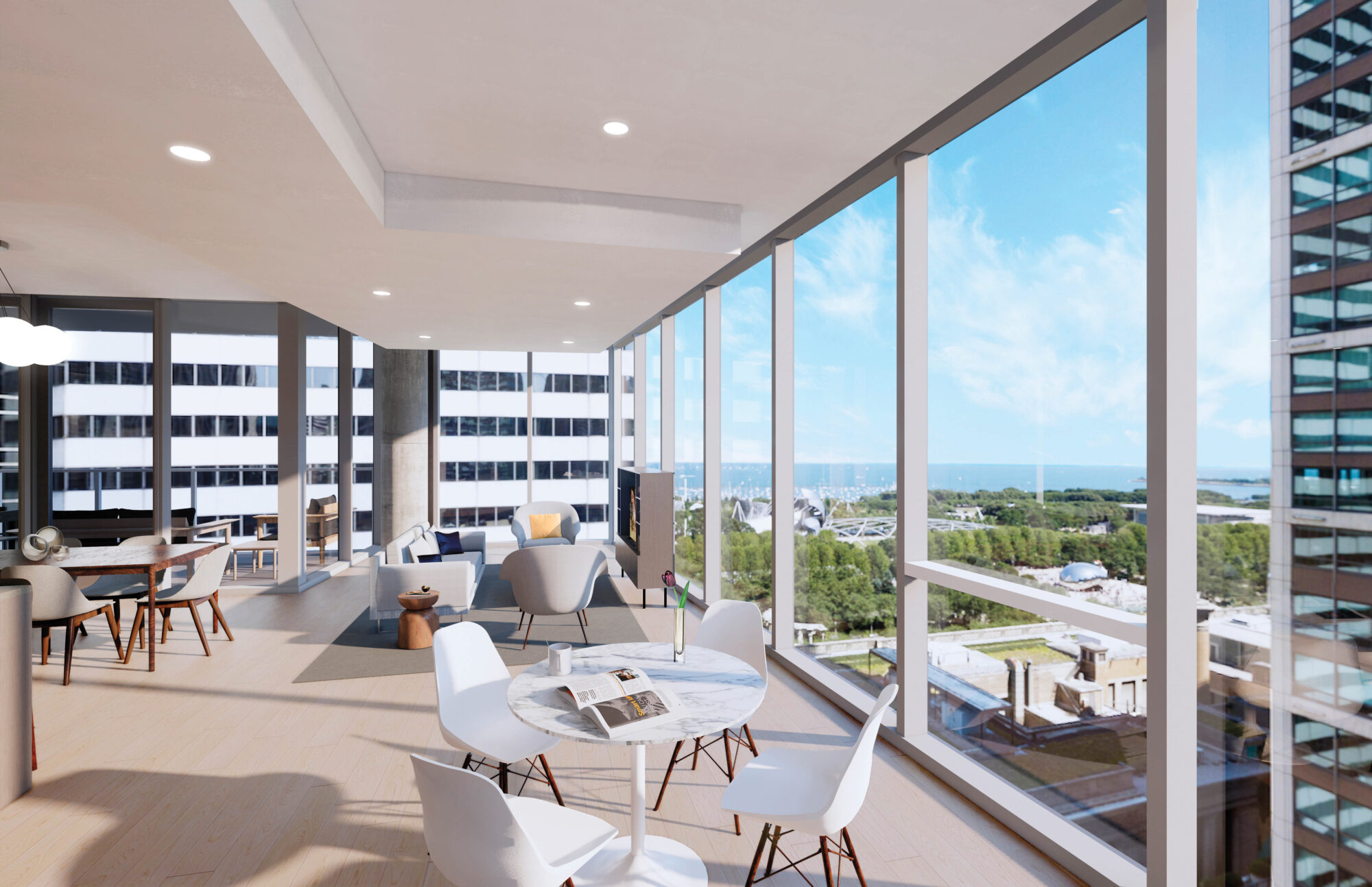 Parkline Chicago Residences Set To Be In The Loop Next Spring {Parkline Chicago Residences Set To Be In The Loop Next Spring} – English