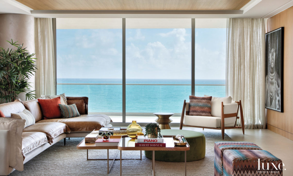 Peek Inside A Miami High-Rise With A Global Look