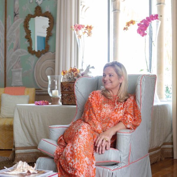 Amanda Lindroth Taps Nature In Her Latest South Florida Collection