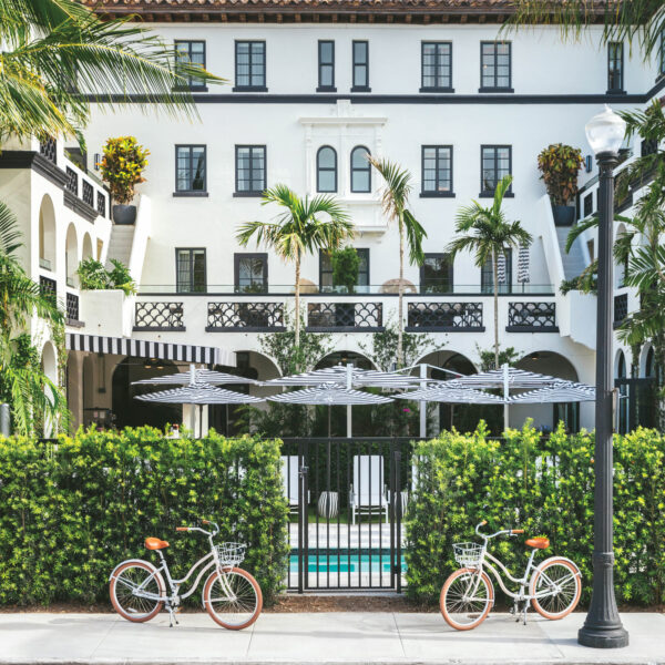 White Elephant Palm Beach Brings New England Charm To Florida