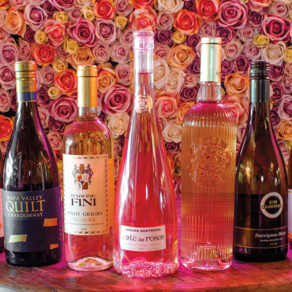 Ann's Florist In Fort Lauderdale Offers Bubbly And Blooms