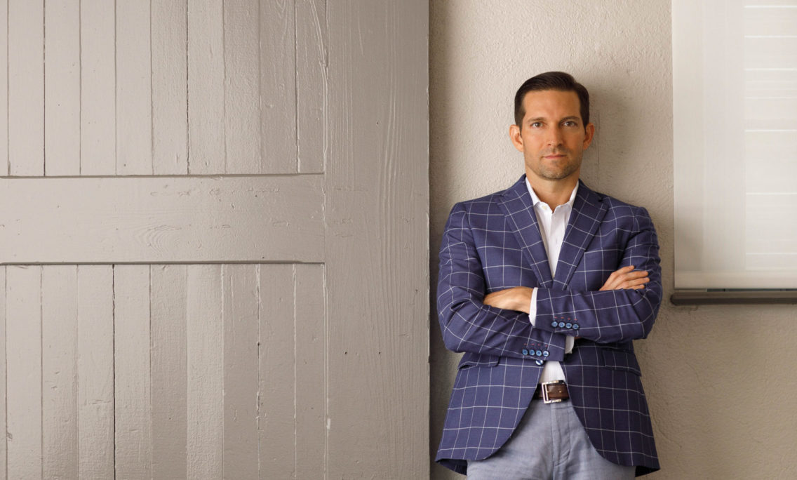 A Florida Designer Shares What's Intriguing Him Right Now
