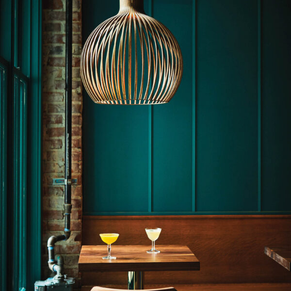 Rupee Bar In Seattle Packs A Punch With Inspired Design