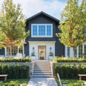 Harmonious Design Awaits Beyond The Gates Of This Reborn California Home