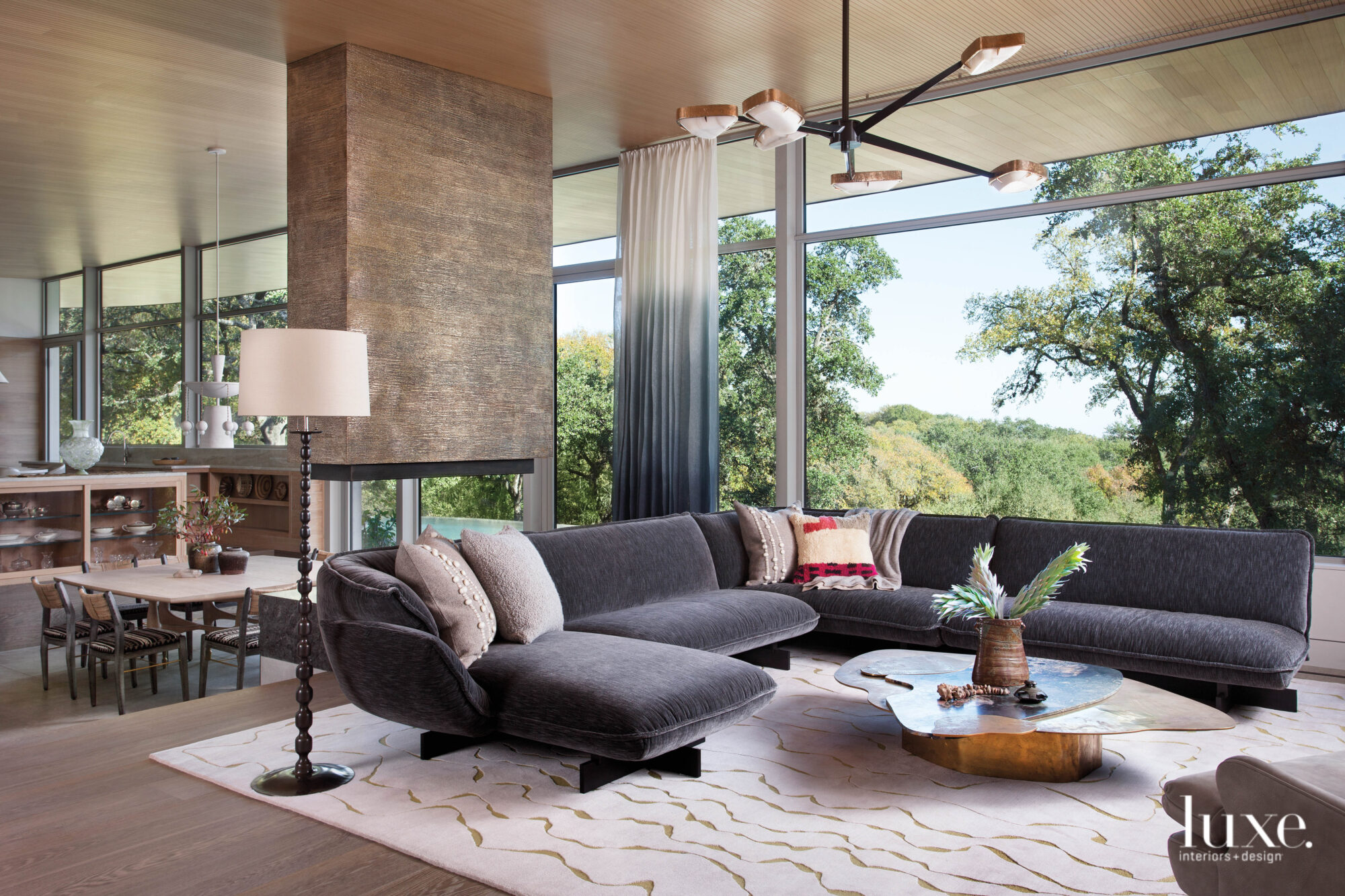 An Austin Design Team Fuses Sleek Architecture And Warm Interiors