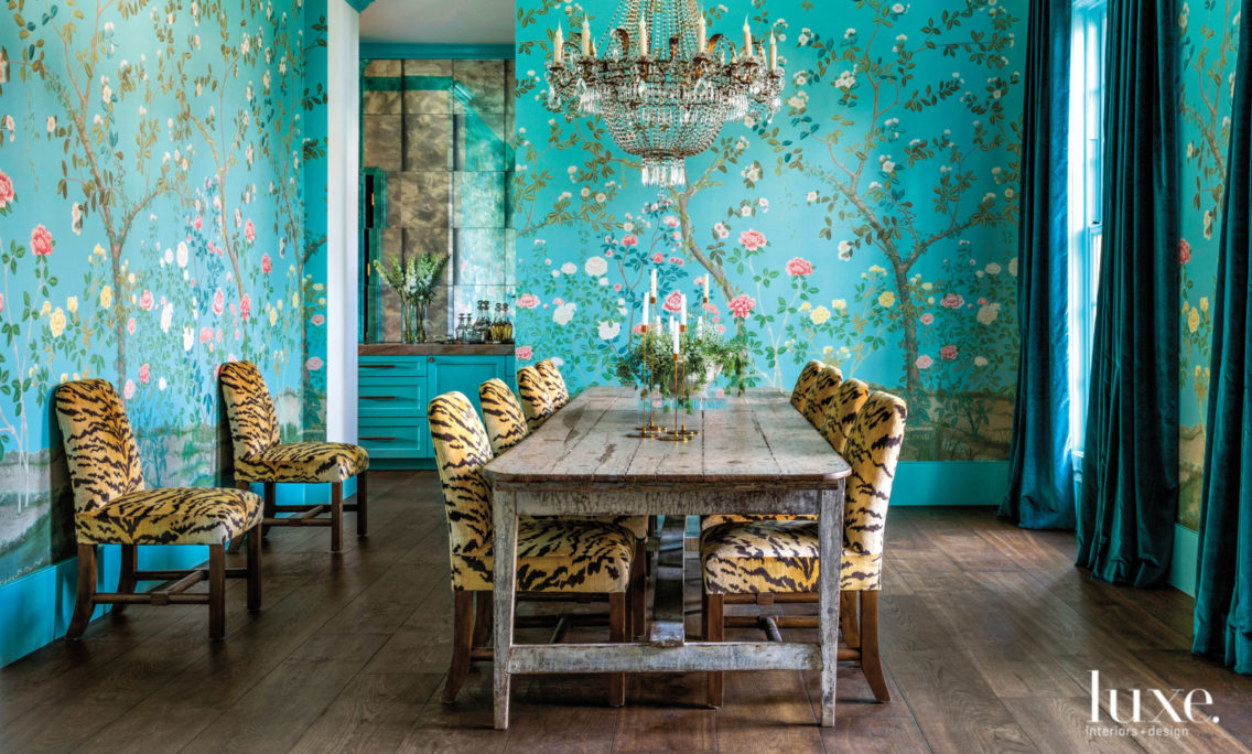 A Colorful Houston Abode Marks A New Direction For Its Residents