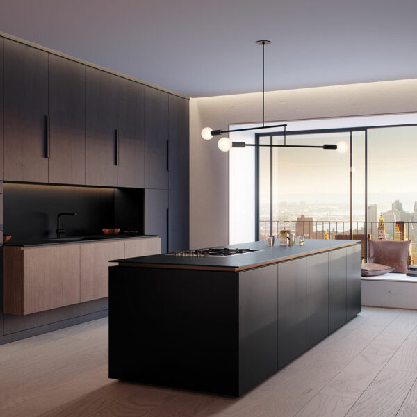 Caesarstone Embraces The Art Of Dark With 4 New Colorways