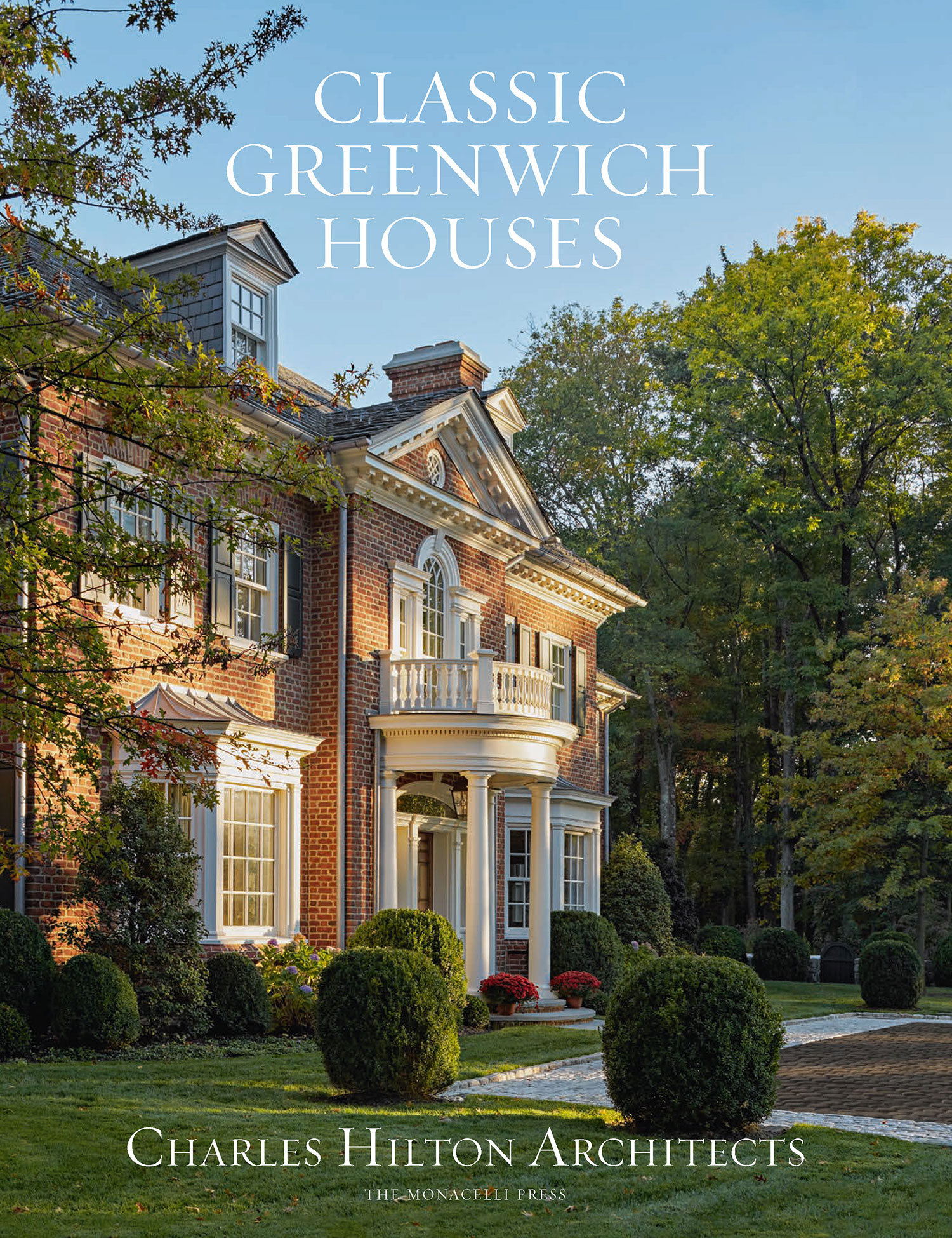 classic greenwich houses book cover
