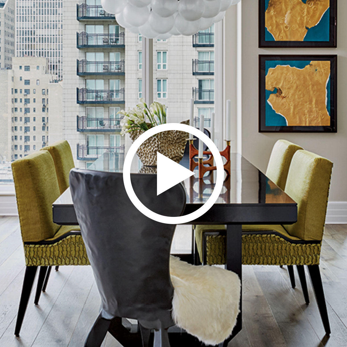 Luxe Design Tour With Donna Mondi