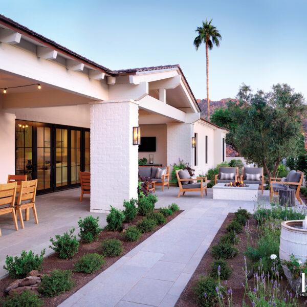 Desert Springs Outdoor Environments