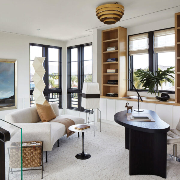 These Chic Home Offices Inspire Productivity—And Zen