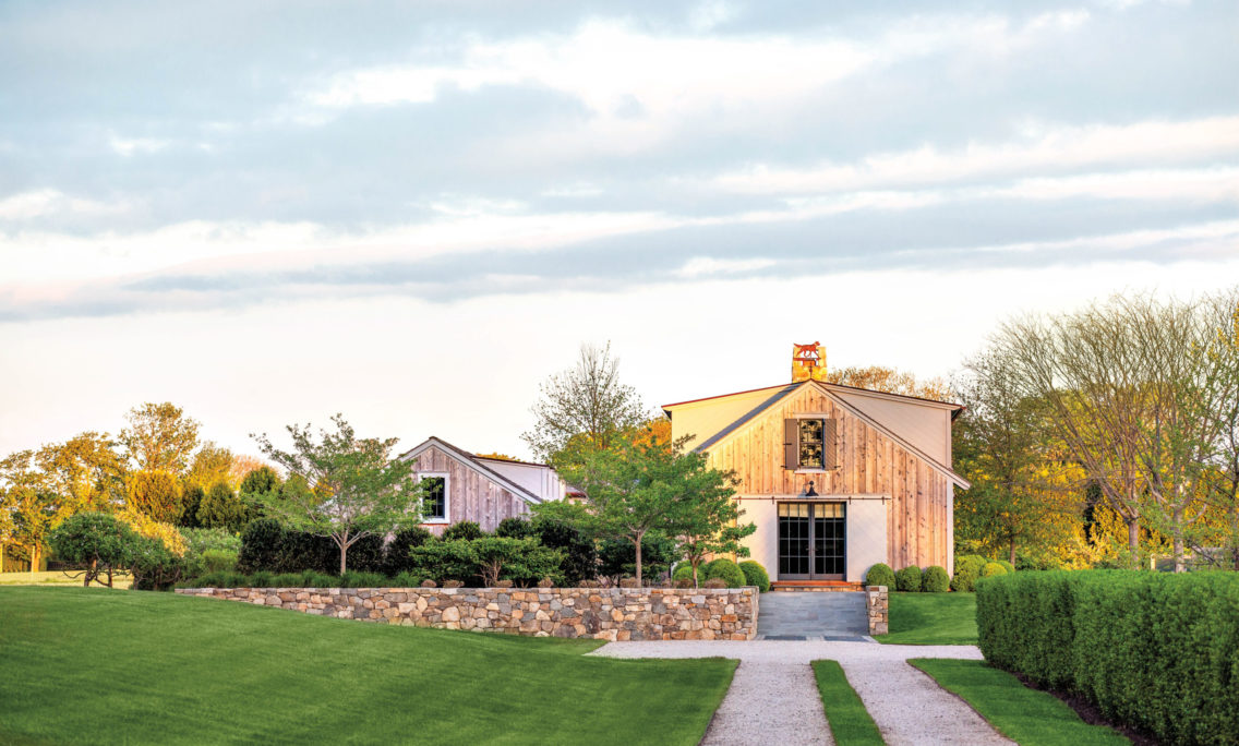 This Hamptons Sports Barn Is A Wellness Mecca