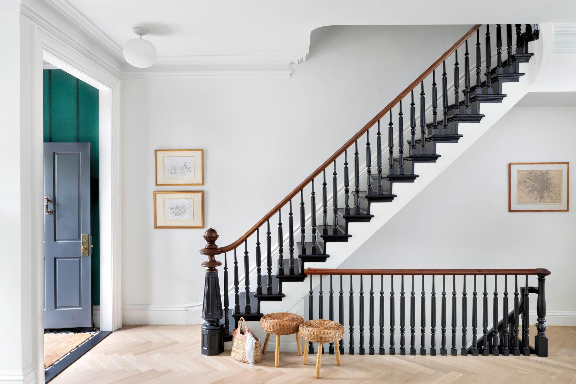 Brooklyn Stairwell