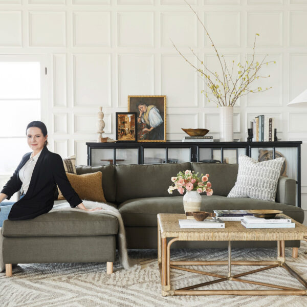 L.A. Designer And Lulu And Georgia Join Forces To Create An Inspired Furniture Collection