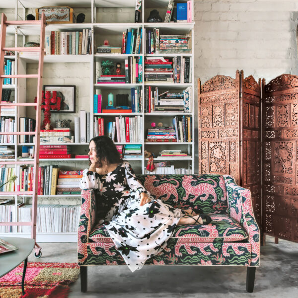 Nothing Will Stop Joanna Williams From Sharing Her Love Of Textiles With The World