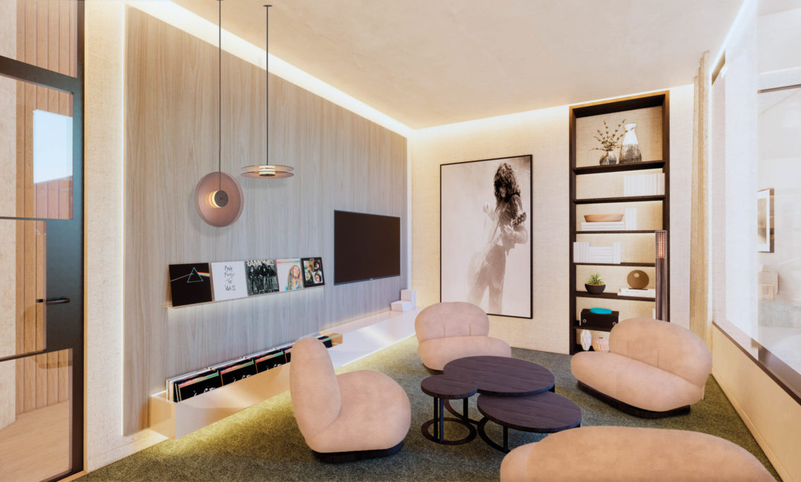Relax In Luxury In One Of The Chicest Spaces In Chicago