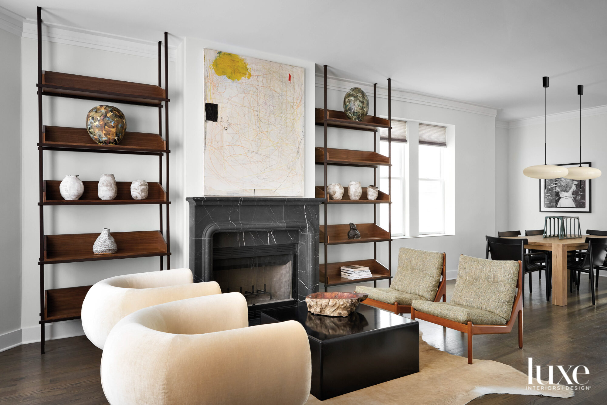 When A Chicago Designer Is Inspired By His Stylish Client, Unforgettable Design Emerges