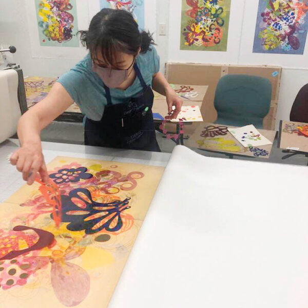 For Colorado Artist Taiko Chandler, The Proof Is In The Process