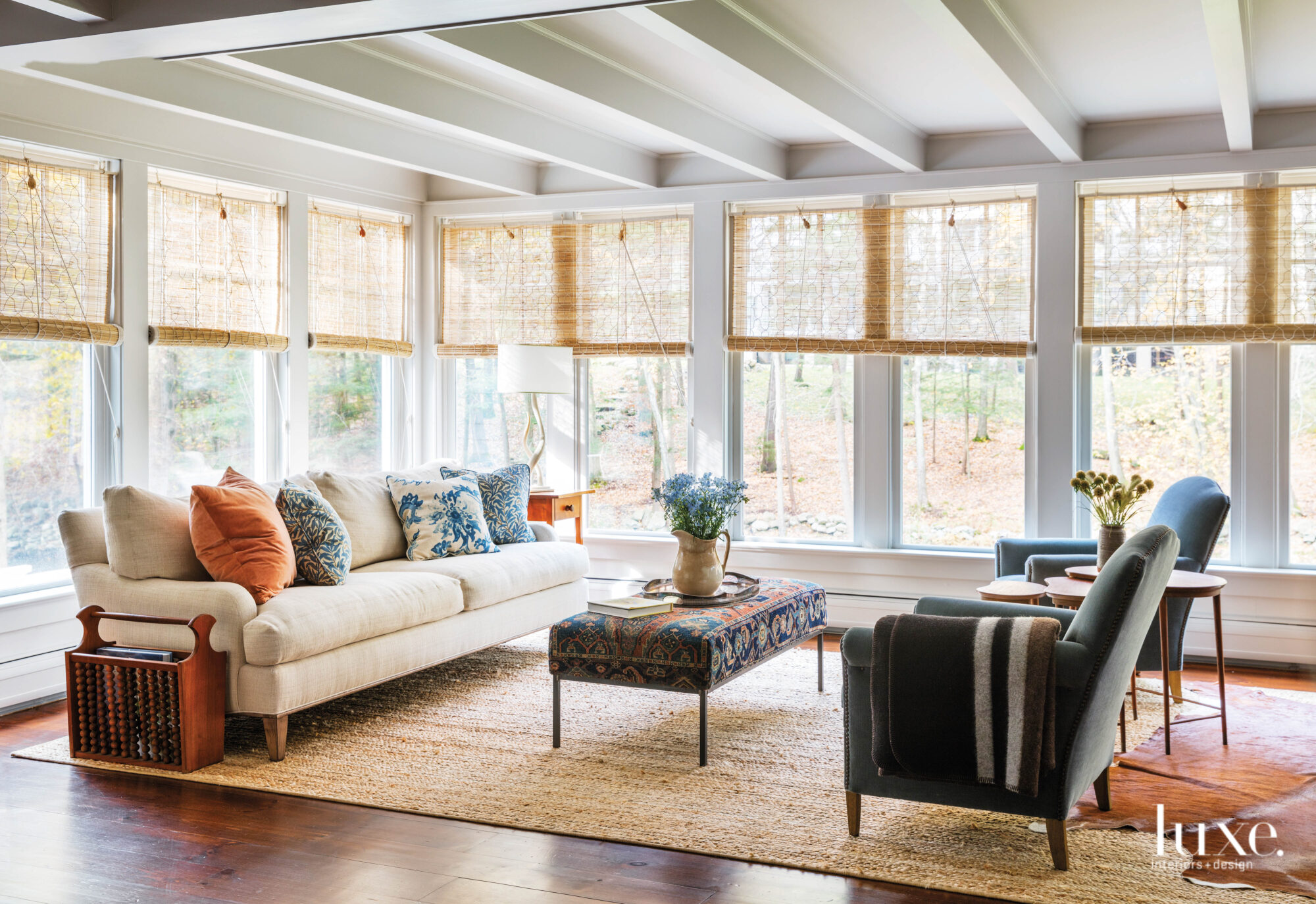 Connecticut sunroom
