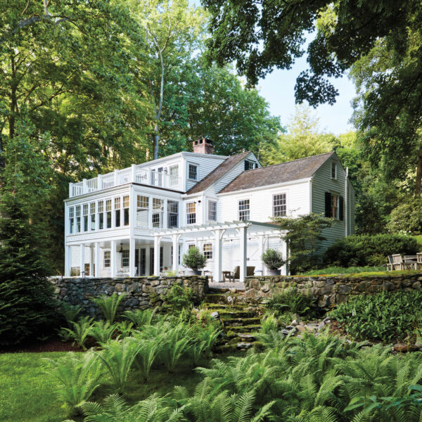 This Connecticut Riverfront Dwelling Is A Nature Lover's Dream