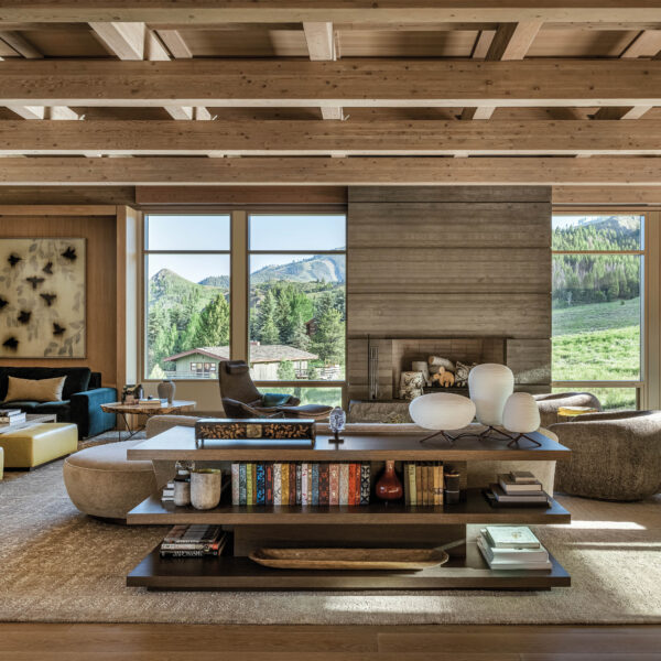 Japanese Design Principles At Play In A Pacific Northwest Home