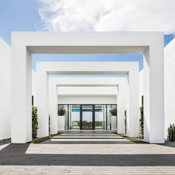Contemporary Ocean Ridge, Florida Home Is A Shrine To Minimalism