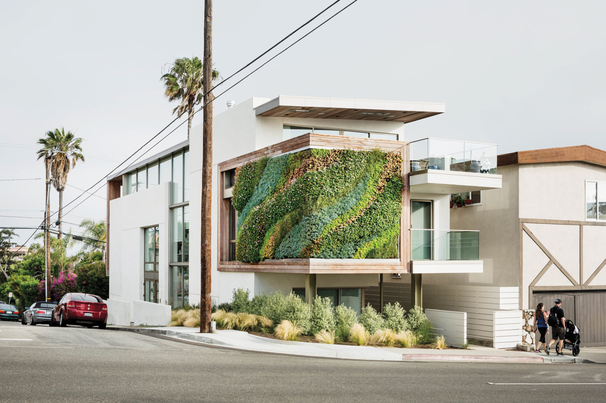 Habitat Horticulture's Wondrous Walls Have Admirers Seeing Green