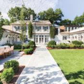 Inside A Sun-Splashed Nashville Residence Designed With Hospitality In Mind