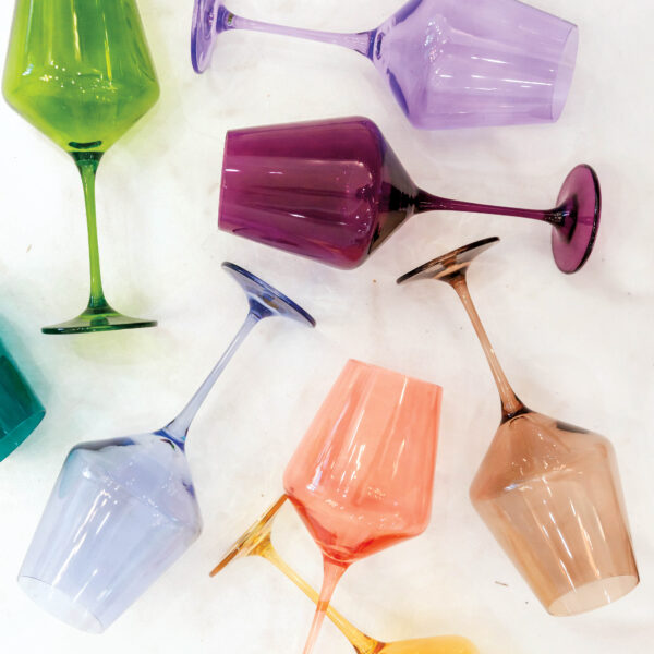 Meet The South Carolina Maker Who Creates Vibrant Glassware