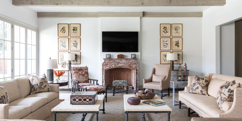 Dallas Clients Enlist A Dream Team To Build A Dream Home